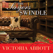 The Sayers Swindle, by Carla Mercer-Meyer, Victoria Abbott