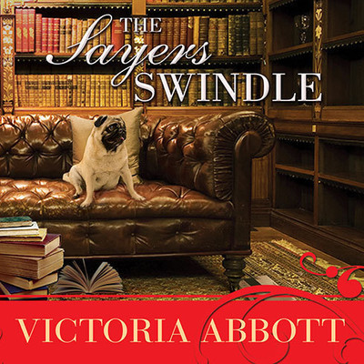 The Sayers Swindle Audiobook, by Victoria Abbott