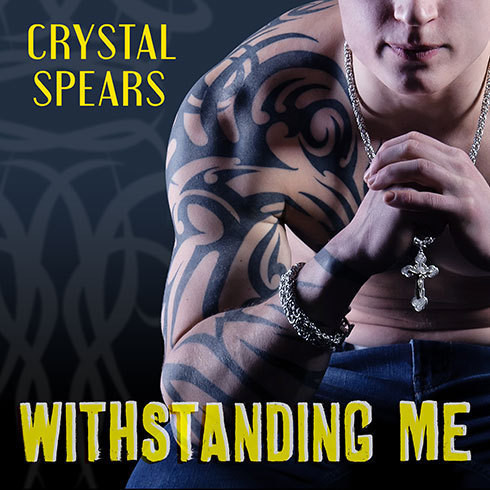 Printable Withstanding Me Audiobook Cover Art