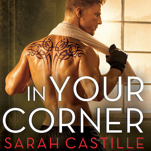 Printable In Your Corner Audiobook Cover Art