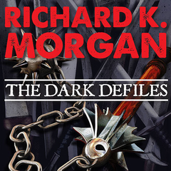 The Dark Defiles Audiobook, by Richard K. Morgan