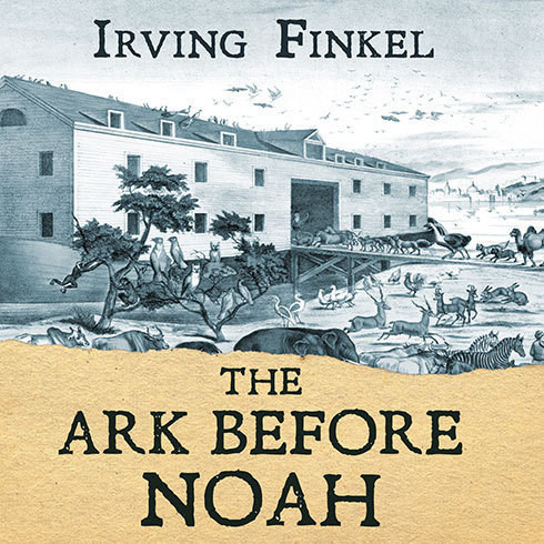 Printable The Ark before Noah: Decoding the Story of the Flood Audiobook Cover Art