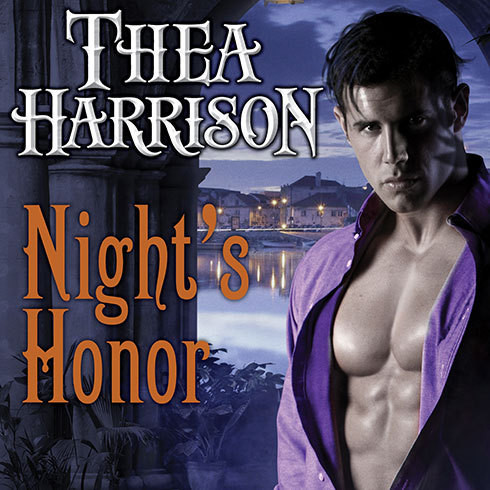 Printable Night's Honor Audiobook Cover Art