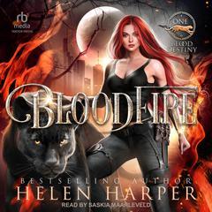 Bloodfire Audiobook, by Helen Harper