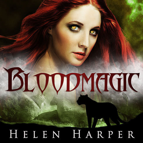 Printable Bloodmagic Audiobook Cover Art