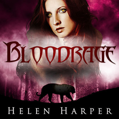 Bloodrage Audiobook, by Helen Harper