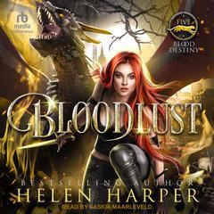 Bloodlust Audiobook, by Helen Harper