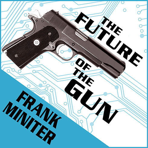 Printable The Future of the Gun Audiobook Cover Art
