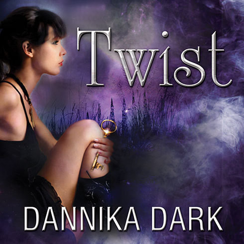 Printable Twist Audiobook Cover Art