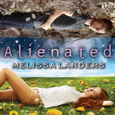 Printable Alienated Audiobook Cover Art