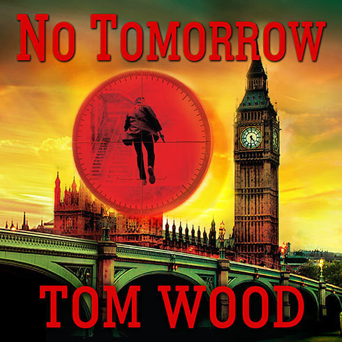 Printable No Tomorrow Audiobook Cover Art