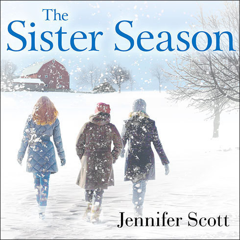 Printable The Sister Season Audiobook Cover Art