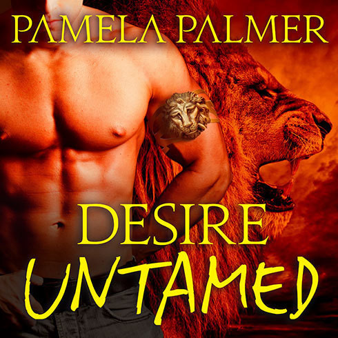 Printable Desire Untamed: A Feral Warriors Novel Audiobook Cover Art