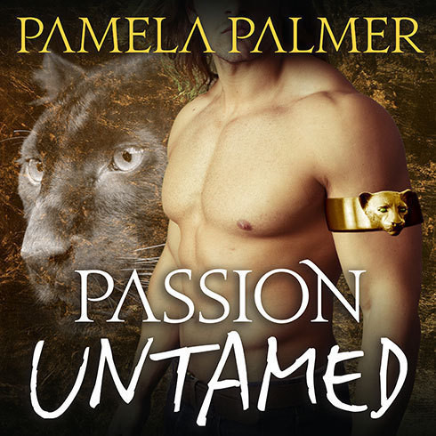 Printable Passion Untamed: A Feral Warriors Novel Audiobook Cover Art