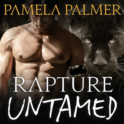 Printable Rapture Untamed: A Feral Warriors Novel Audiobook Cover Art