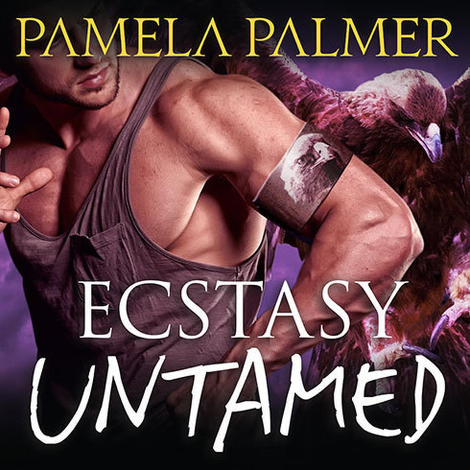 Printable Ecstasy Untamed Audiobook Cover Art