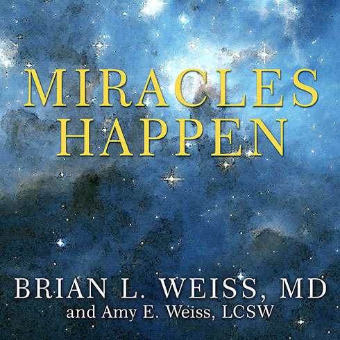 Printable Miracles Happen: The Transformational Healing Power of Past-life Memories Audiobook Cover Art