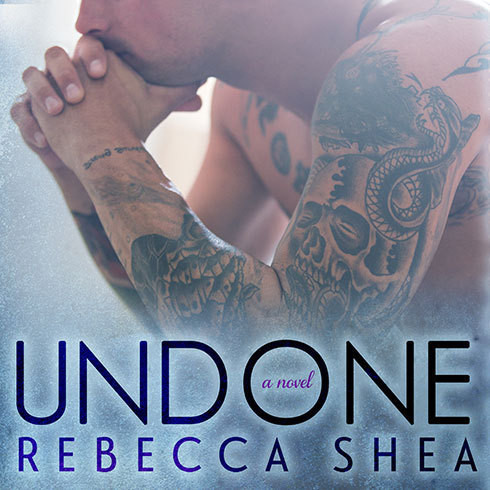Printable Undone Audiobook Cover Art