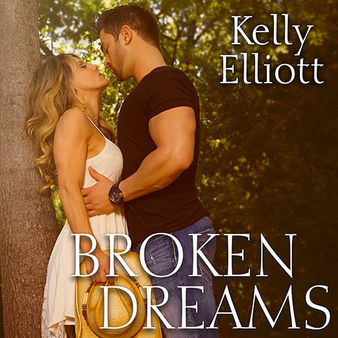 Printable Broken Dreams Audiobook Cover Art