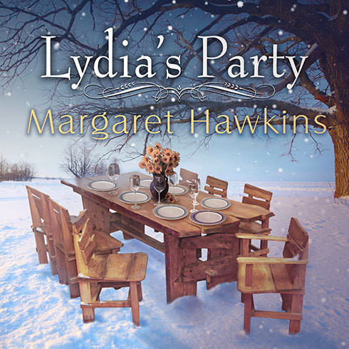 Printable Lydia's Party Audiobook Cover Art