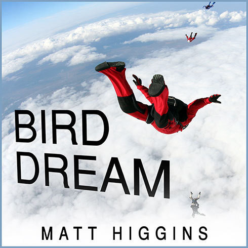 Printable Bird Dream: Adventures at the Extremes of Human Flight Audiobook Cover Art