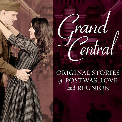 Printable Grand Central: Original Stories of Postwar Love and Reunion Audiobook Cover Art