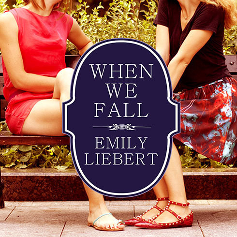 Printable When We Fall Audiobook Cover Art