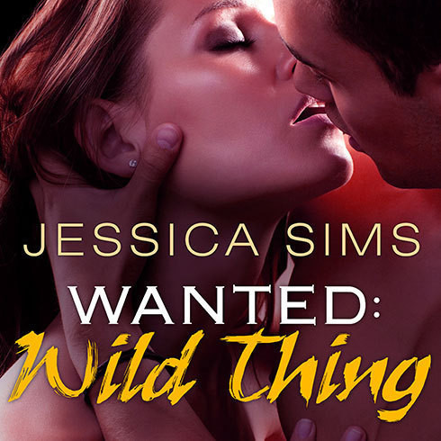 Printable Wanted: Wild Thing Audiobook Cover Art