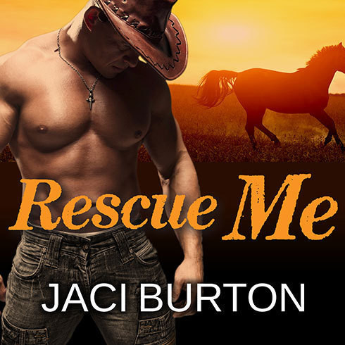 Printable Rescue Me Audiobook Cover Art