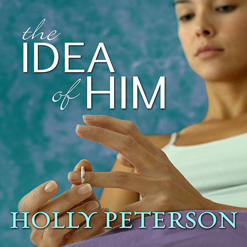 Printable The Idea of Him Audiobook Cover Art