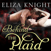 Behind the Plaid Audiobook, by Eliza Knight