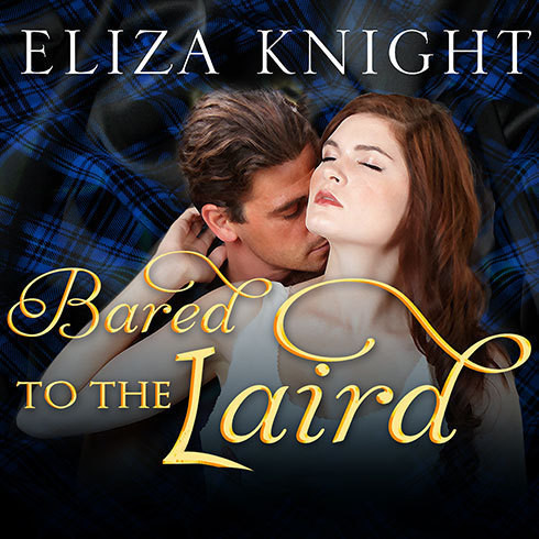 Printable Bared to the Laird Audiobook Cover Art