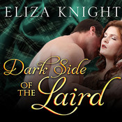 Dark Side of the Laird Audiobook, by Eliza Knight