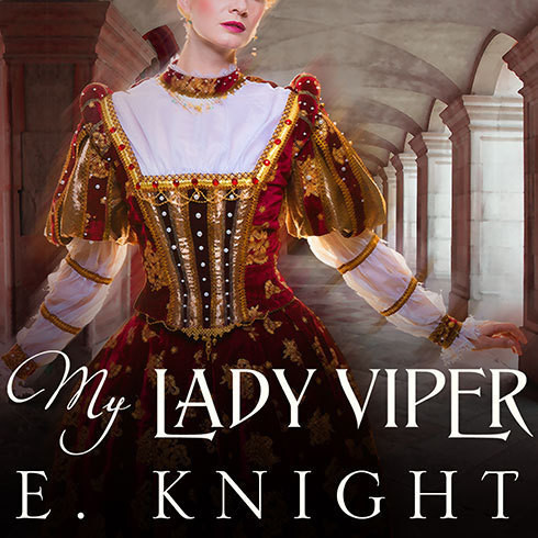 Printable My Lady Viper Audiobook Cover Art