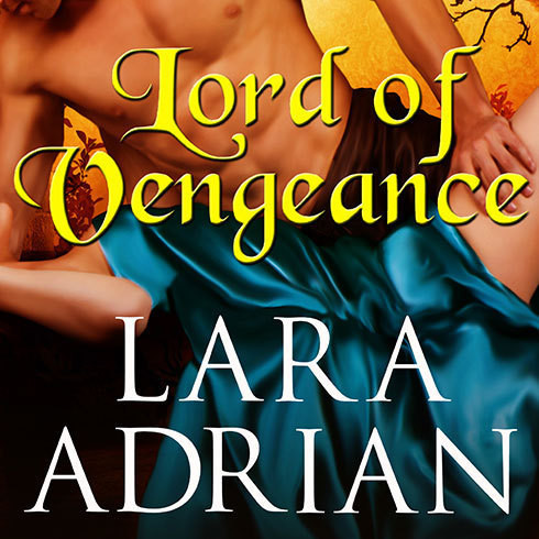 Printable Lord of Vengeance Audiobook Cover Art