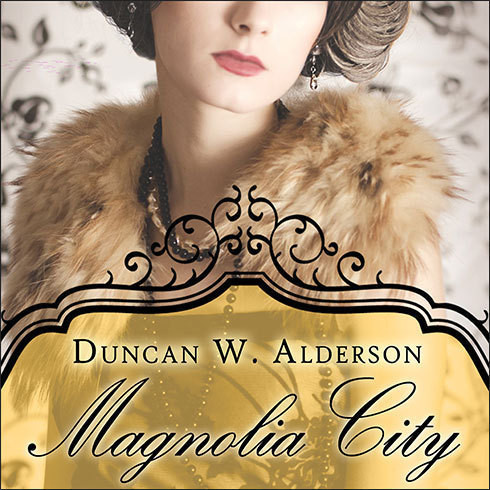 Printable Magnolia City: A Novel Audiobook Cover Art