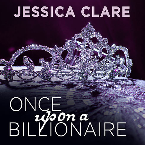 Printable Once Upon a Billionaire Audiobook Cover Art