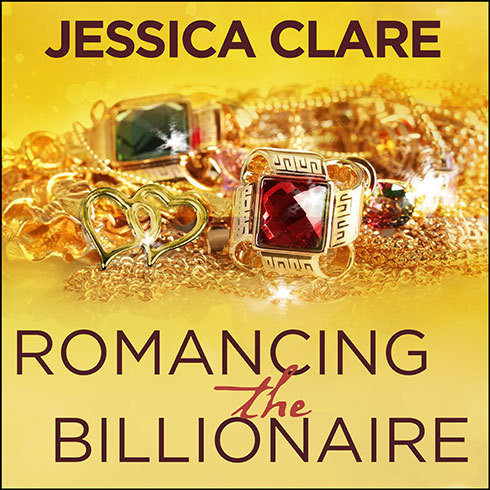 Printable Romancing the Billionaire Audiobook Cover Art