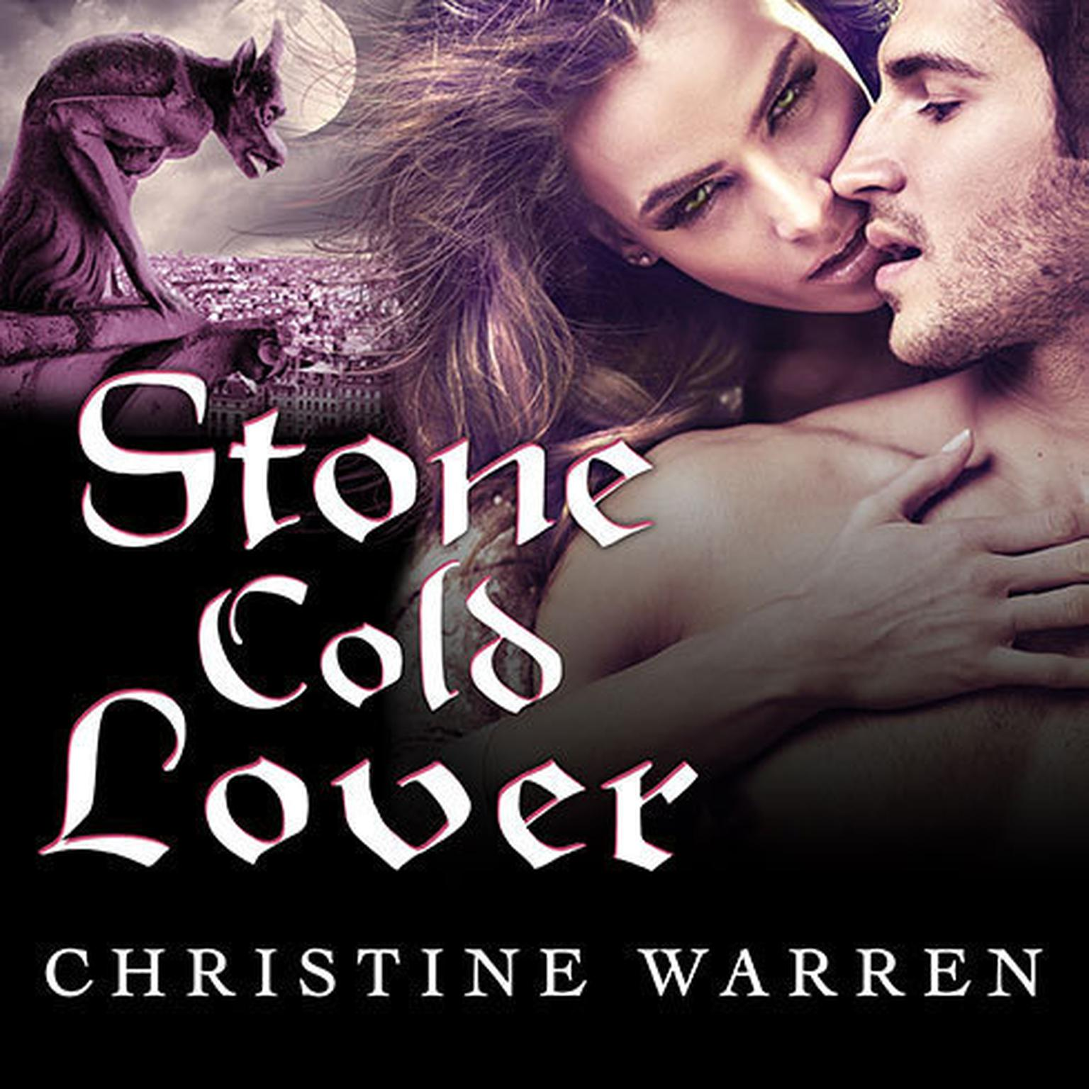 Printable Stone Cold Lover Audiobook Cover Art