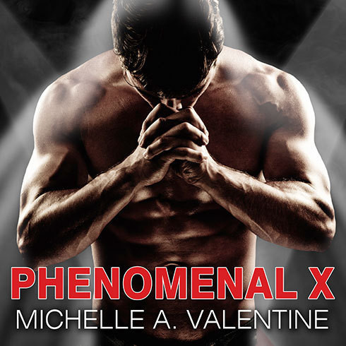 Printable Phenomenal X Audiobook Cover Art