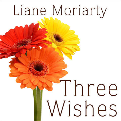 Printable Three Wishes: A Novel Audiobook Cover Art