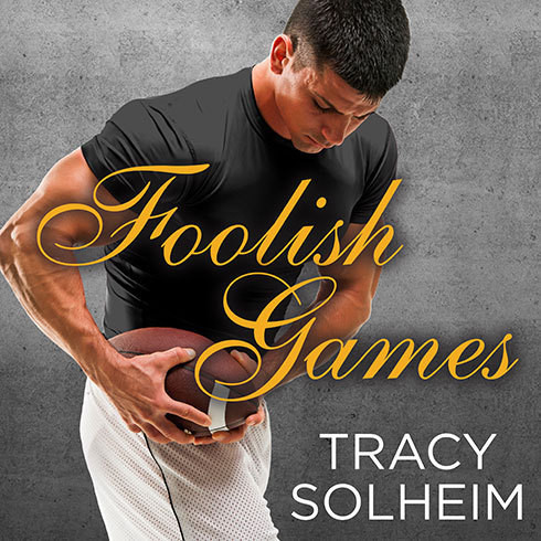 Printable Foolish Games Audiobook Cover Art