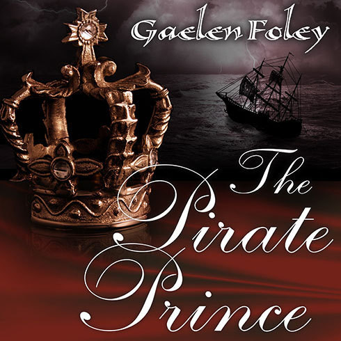 Printable The Pirate Prince Audiobook Cover Art