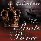 The Pirate Prince Audiobook, by Elizabeth Wiley, Gaelen Foley