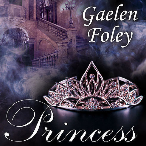 Printable Princess Audiobook Cover Art