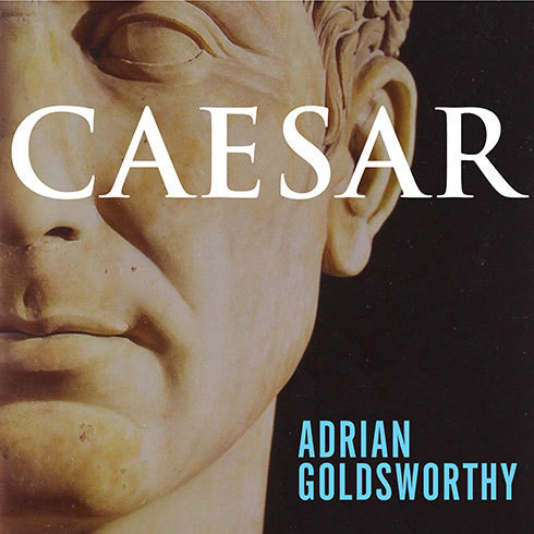 Printable Caesar: Life of a Colossus Audiobook Cover Art