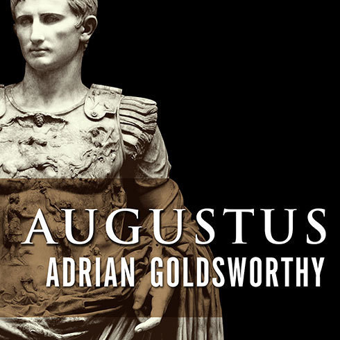 Printable Augustus: First Emperor of Rome Audiobook Cover Art