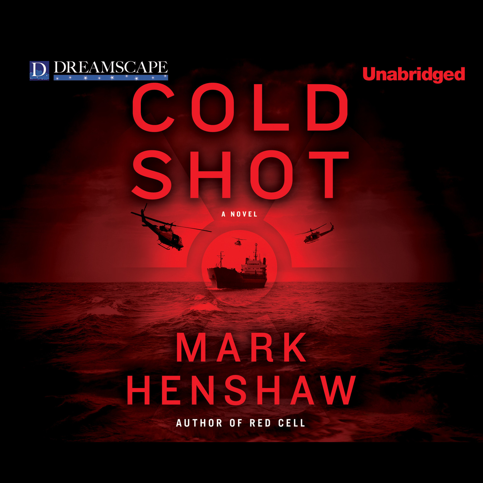 Printable Cold Shot Audiobook Cover Art
