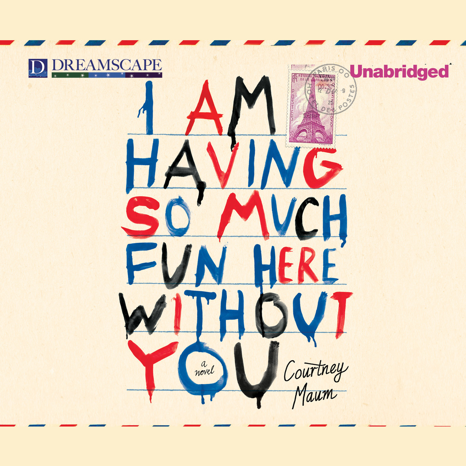 Printable I Am Having So Much Fun Here without You: A Novel Audiobook Cover Art