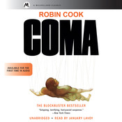Coma Audiobook, by Robin Cook